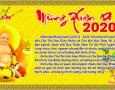 Thư Chúc Tết Canh Tý - 2020 của Chùa Bửu Kim