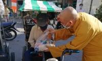 Chùa Bửu Kim tặng gạo người nghèo nhân mùa Vu Lan Pl: 2564 - Dl: 2020
