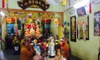 Lễ Trai Tăng Cầu Siêu 49 ngày tại Chùa Bửu Kim